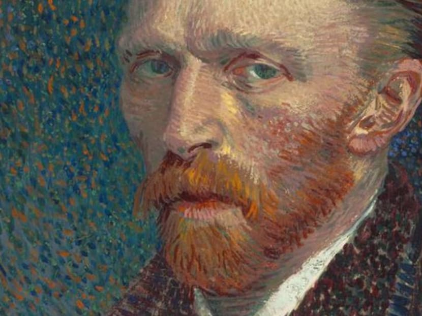 See how Van Gogh saw himself in London exhibition