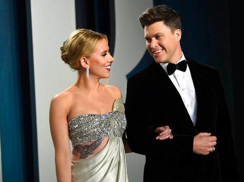 Actress Scarlett Johansson, SNL's Colin Jost marry in private ceremony