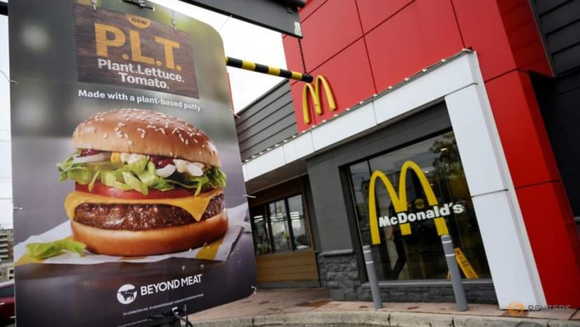 McDonald's to make its own 'McPlant' items, Beyond Meat says co-created patty