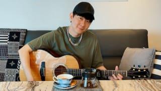 中秋节快乐!林俊杰自弹自唱《月亮代表我的心》+《修炼爱情》