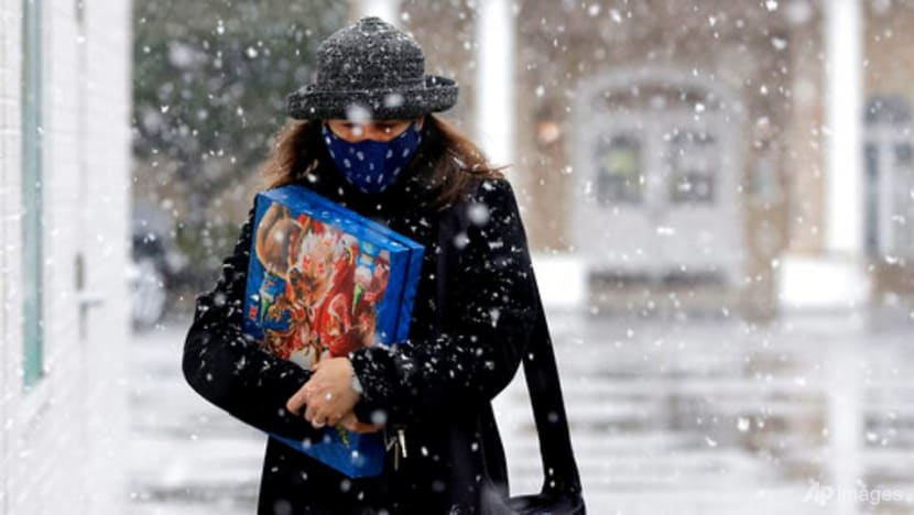 Heavy snow expected in Texas, storm could spawn tornadoes