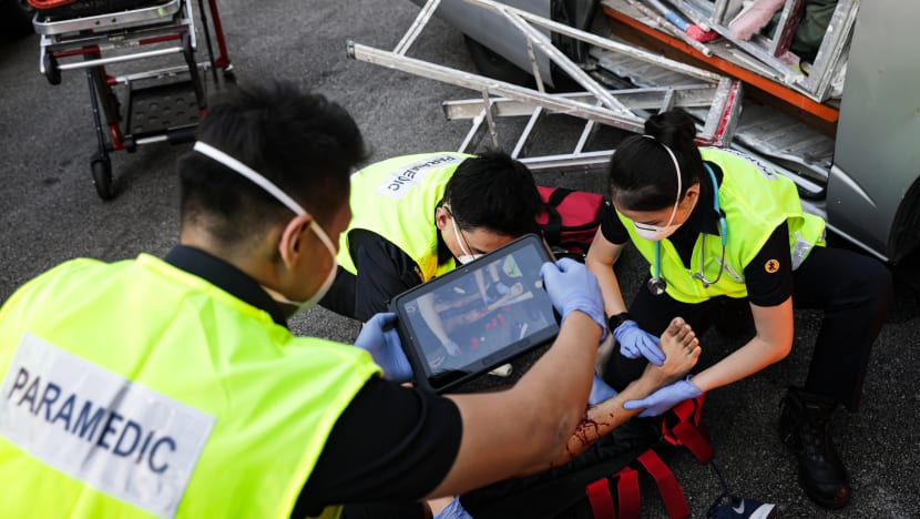 New digital platform for paramedics and hospitals to share patient data in real time