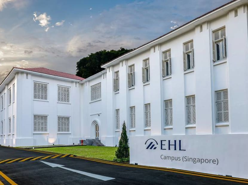 A prestigious new school that trains luxury hoteliers is now open in Singapore