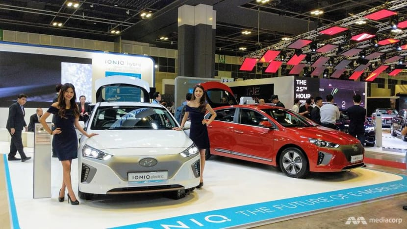 Commentary: Why Singapore is ripe for an electric vehicle revolution