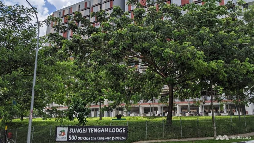 New COVID-19 cluster at Singapore's biggest dormitory after it was declared to be 'fully cleared' of the disease