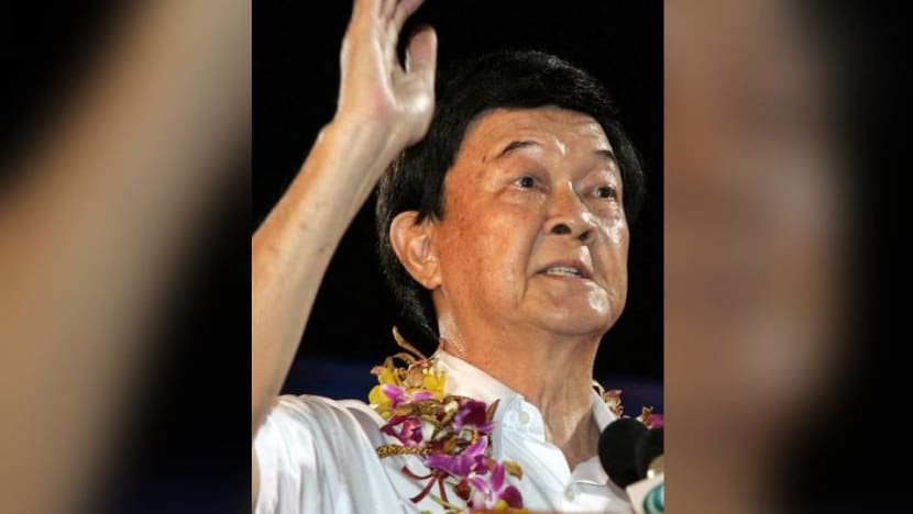Ling How Doong, former Bukit Gombak MP and SDP chairman, dies aged 85