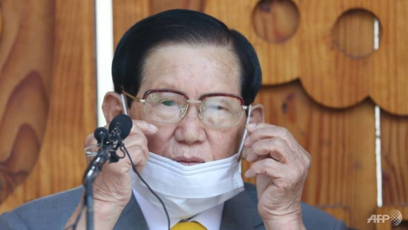 South Korean sect leader apologises over COVID-19 spread