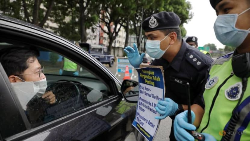 Movement control order: KL police chief says arrests only made when people refuse to head home