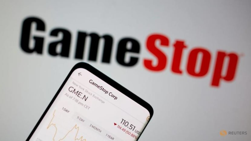 GameStop briefly rallies after 'Roaring Kitty' testifies to Congress