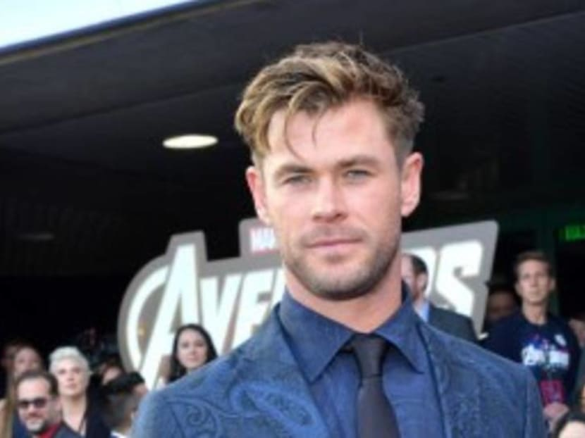 Chris Hemsworth reveals the secrets behind playing Fat Thor
