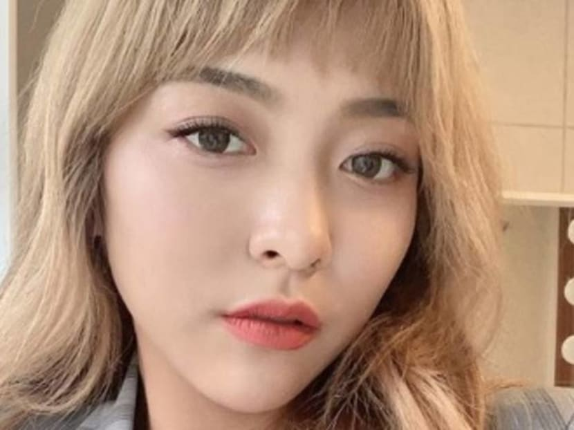 K-pop singer Luna opens up about Sulli's death, her struggle with panic attacks