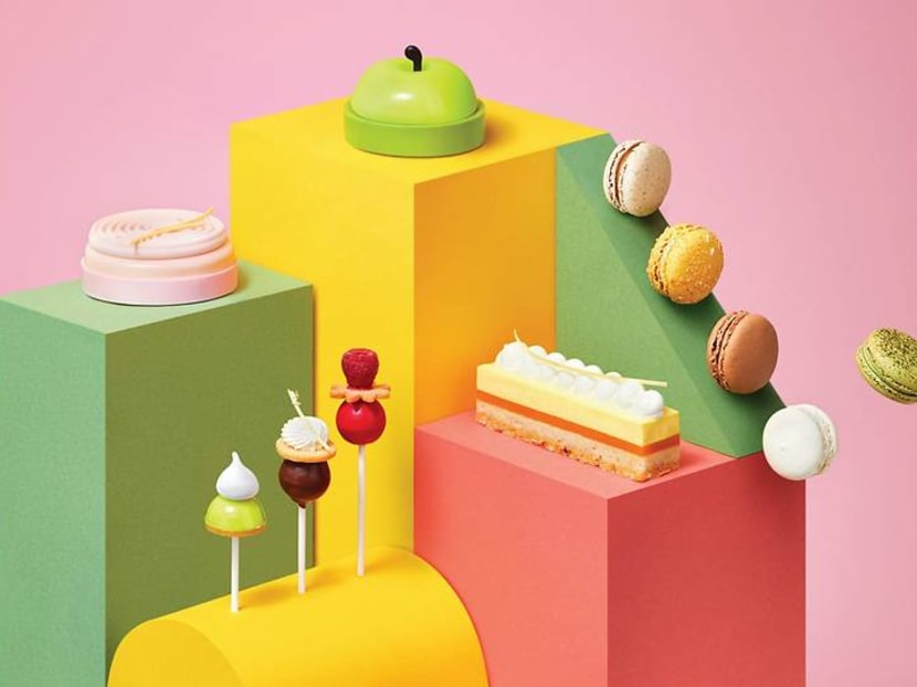 Feted French pastry chef Yann Brys collaborates with Singapore patisserie