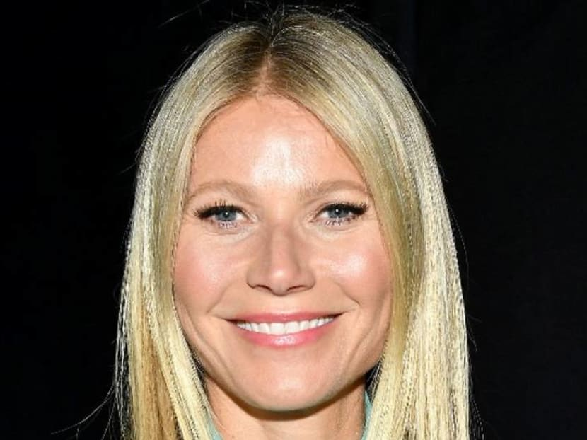 Gwyneth Paltrow makes Contagion reference as she wears a face mask on a plane