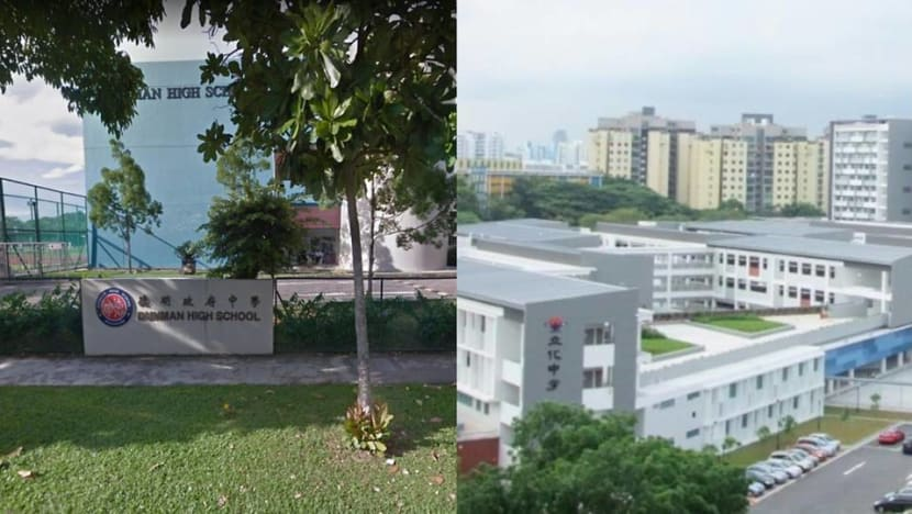 Dunman High, River Valley High to accept O-Level students from other schools