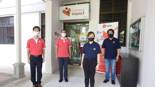 在义顺设义工中心  爱新加坡行动望栽培更多义工