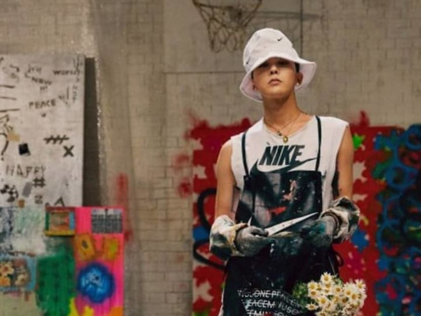 Big Bang's G-Dragon reveals new sneakers collaboration with Nike