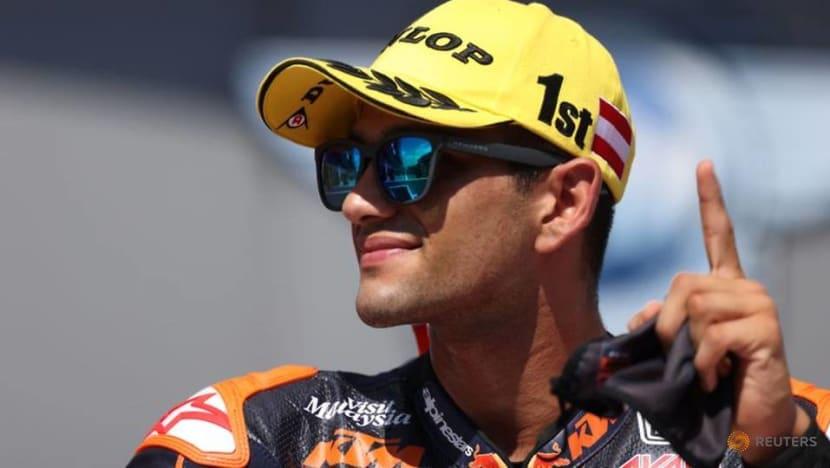 Motorcycling: Pramac Racing's Martin takes pole for Doha Grand Prix
