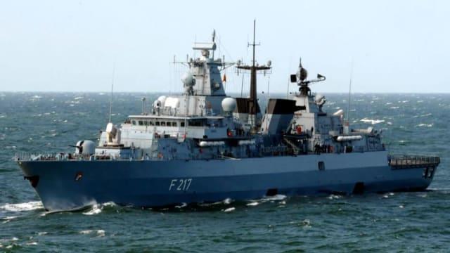 德国20年来首次派巡防舰到南中国海