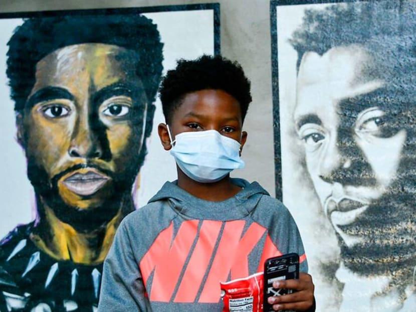 Art exhibit in Chadwick Boseman's hometown honors legacy
