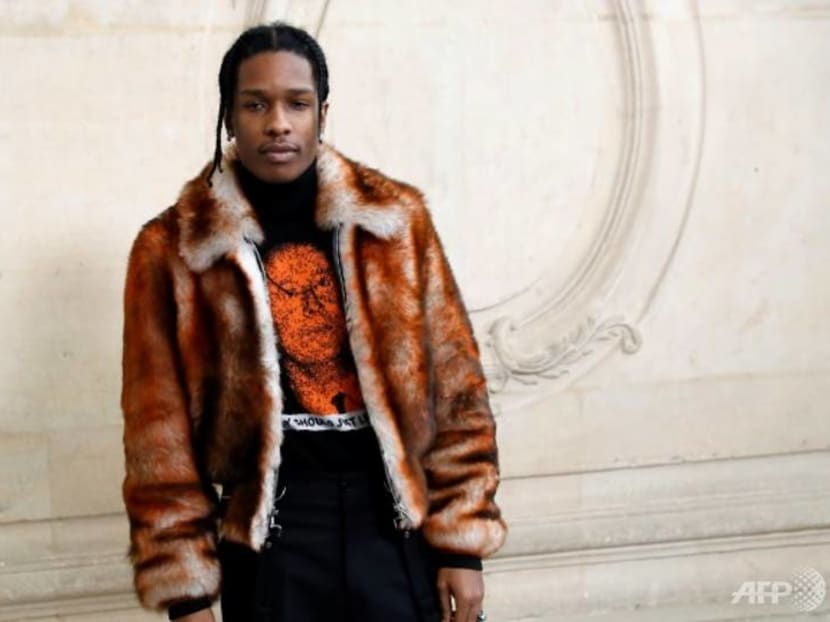US rapper A$AP Rocky goes on trial in Stockholm, faces 2 years in jail