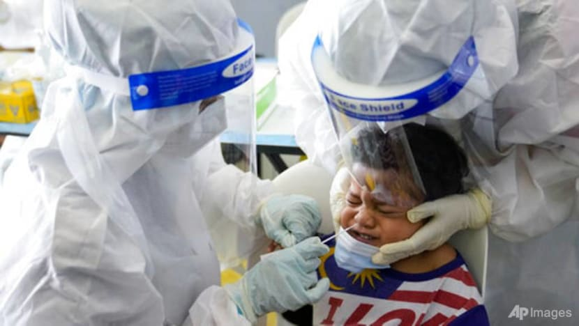 Malaysia sets COVID-19 case record for 4th straight day with 8,290 new infections