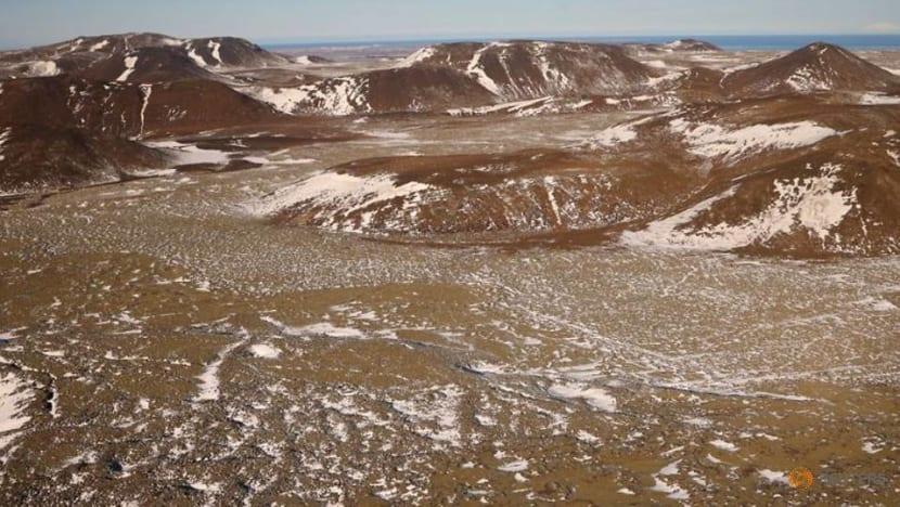 Quaking in their beds, sleepless Icelanders await eruption