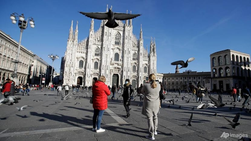 US urges citizens to avoid non-essential travel to Italy over COVID-19