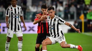 意甲:尤文图斯1比1踢和体育米兰