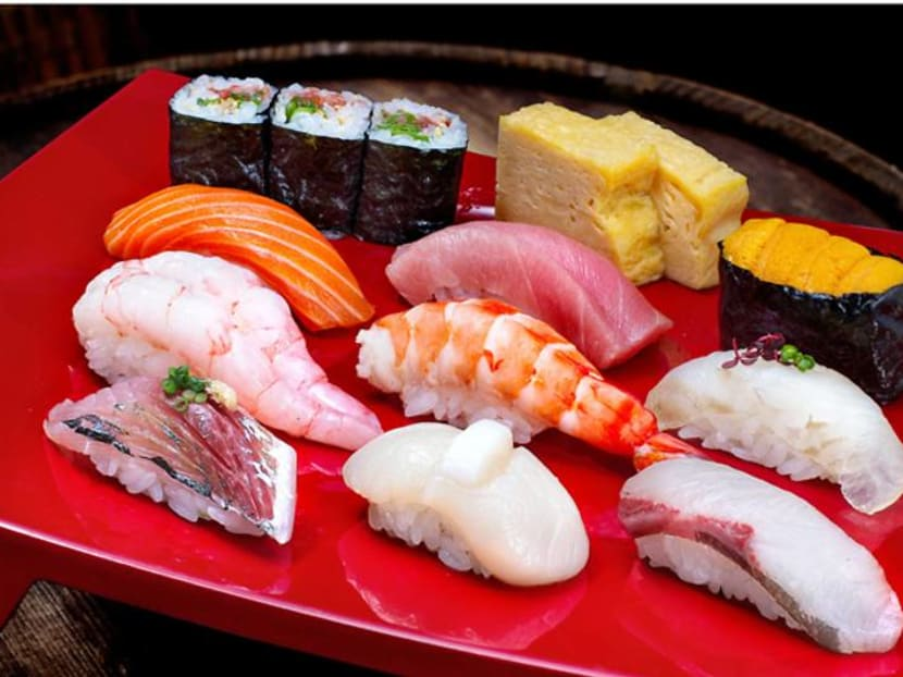Dreaming of sushi? Here are eight fine restaurants to satisfy that yearning