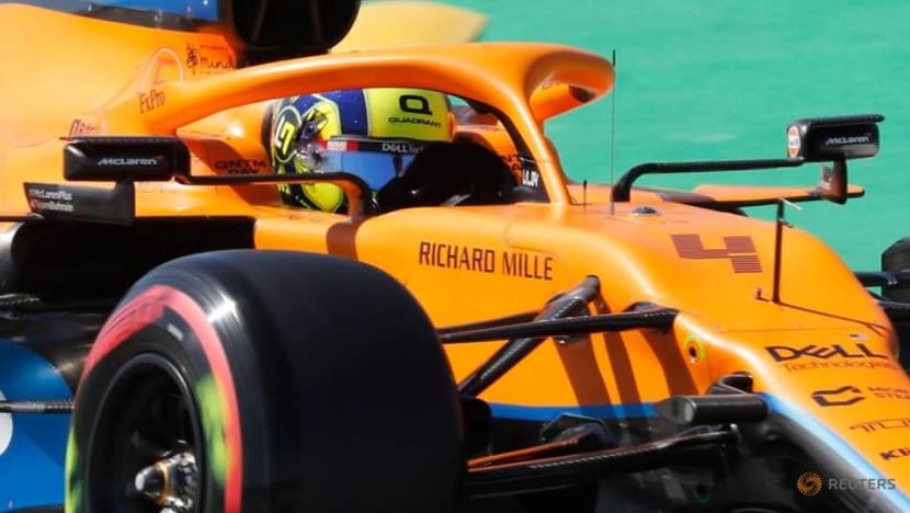 Formula 1: Norris signs multi-year extension with McLaren