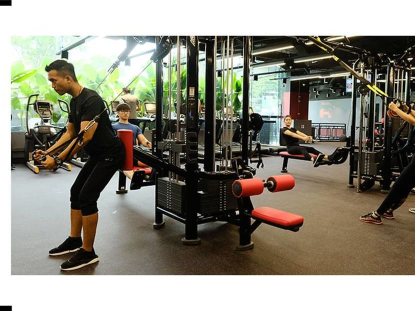Local fitness chain True Fitness is going upscale at the new Funan Mall