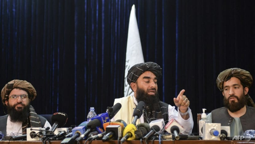 Commentary: The Taliban wants the world's trust but that won't be easy