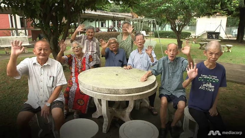 8 seniors on a social media mission to build a S$15 million home