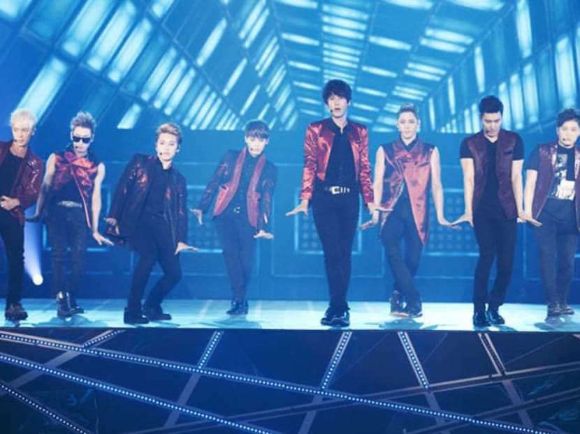 Super Junior set to perform in Singapore in July