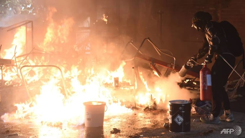 Commentary: Have the Hong Kong police lost control?