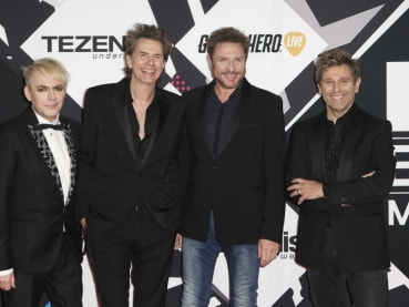 Duran Duran celebrates 40 years in the music business with new album
