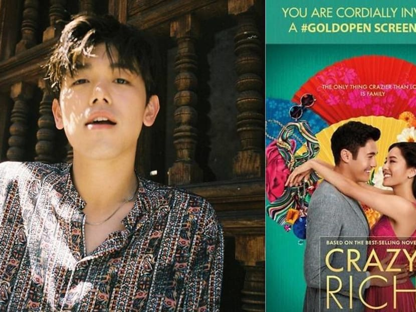 Korean-American star Eric Nam buys out Crazy Rich Asians screening in pursuit of #GoldOpen
