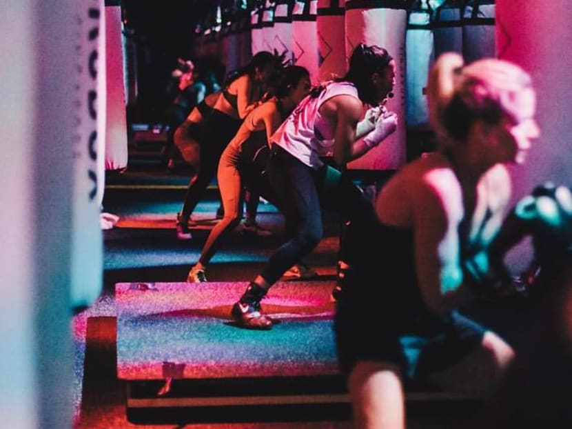 HIIT workouts and trampoline acrobatics: Sweat it out at 5 trendy fitness classes