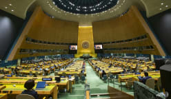UN General Assembly to close without Taliban, Myanmar speeches