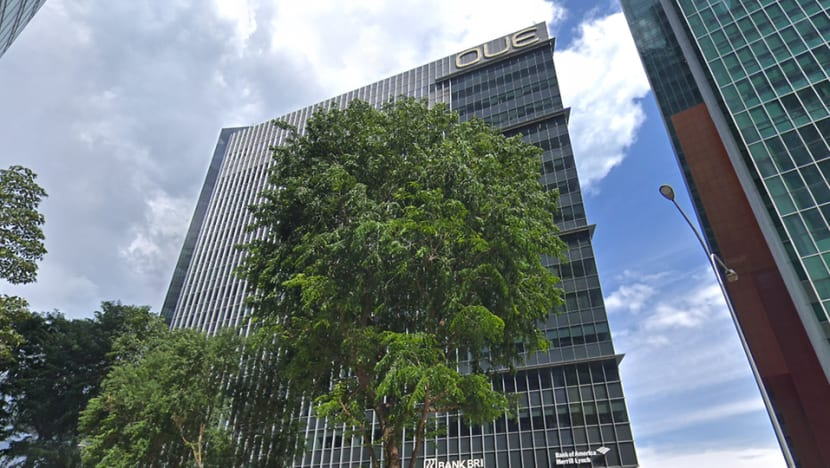 OUE Commercial to buy OUE Hospitality for S$1.37b