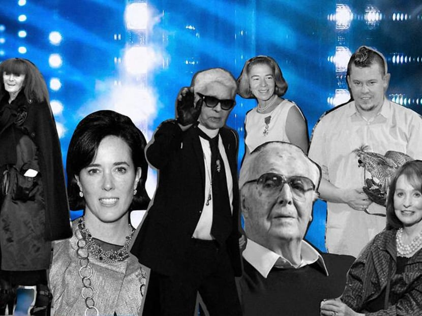 A decade in fashion: A look back at the most important designers who left us