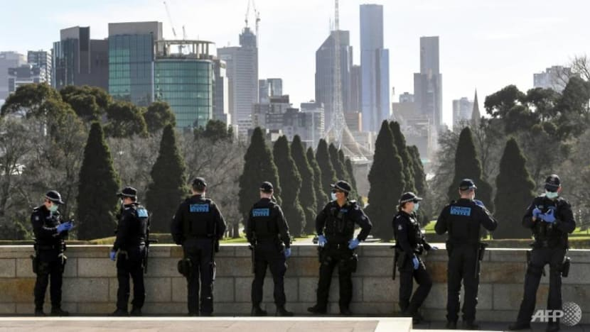 Commentary: How did Melbourne become the centre of the 'world's strictest lockdown'?