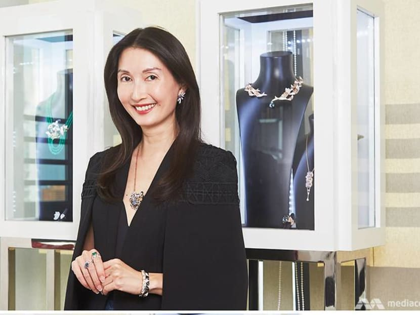 This jeweller is the first Singapore designer to showcase at Harrods