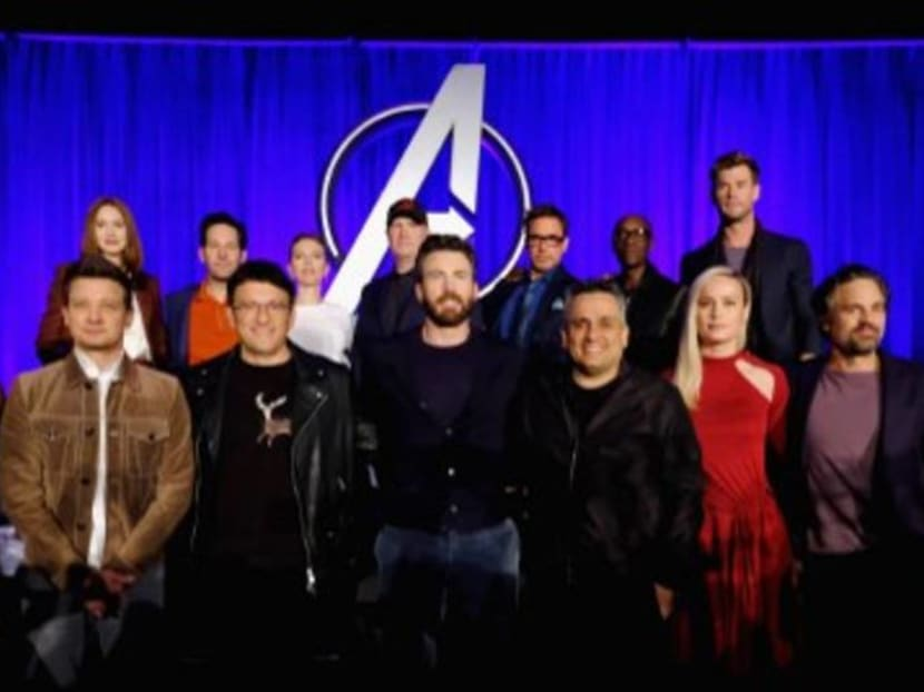 Empty seats, no spoilers and nervous stars as Avengers: Endgame cast assembled