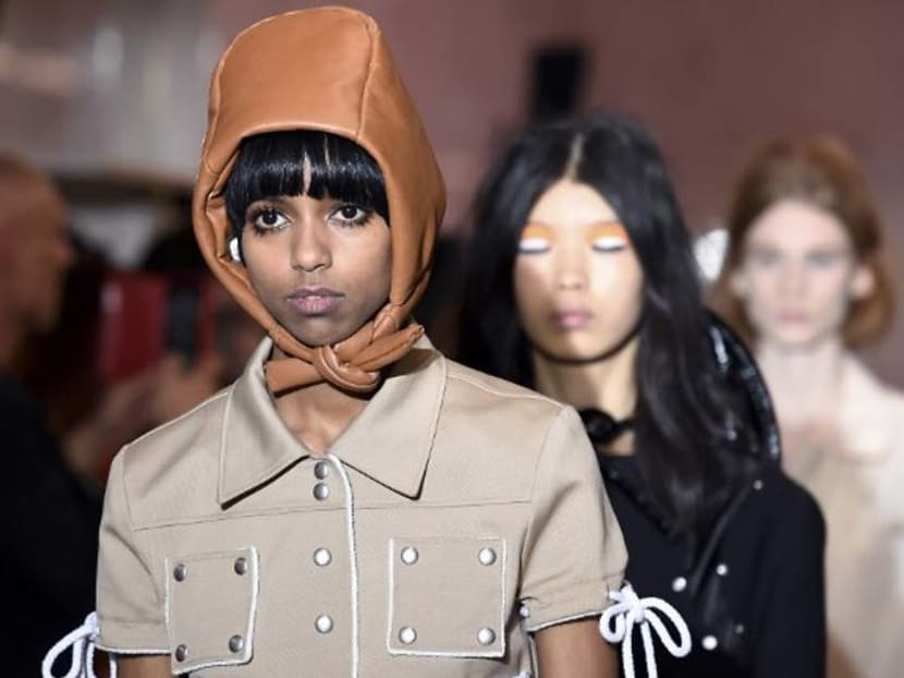The end of plastic: Eco-fashion becomes catwalk reality