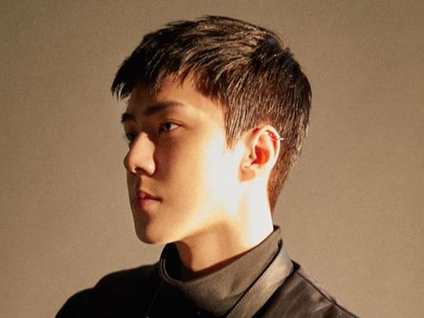The reason why EXO's Sehun broke out in a cold sweat before meeting President Trump