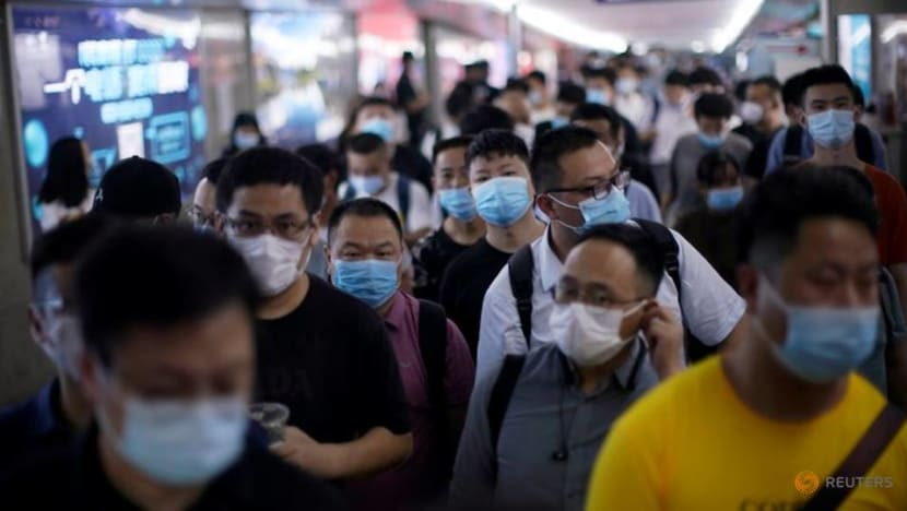 China reports 6 new COVID-19 cases versus 12 a day earlier