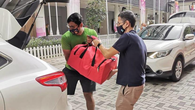 Standard Chartered, Sheng Siong and more distribute Hari Raya care packs