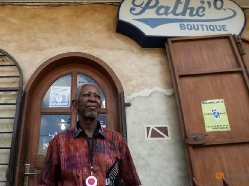 From apprentice to fashion icon: Ivory Coast's Pathe'O, 50 years on