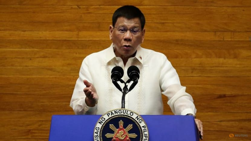 Philippines' Duterte agrees to run as vice president in 2022